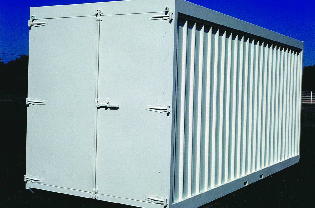 Conteneur de chantier module de chantier cougnaud services for Batiment container