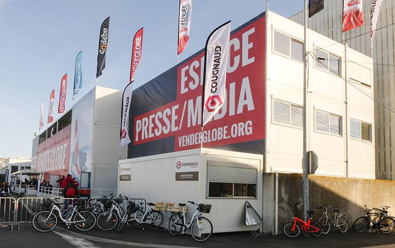 Centre de presse et bureaux cougnaud services